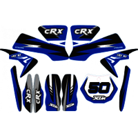 Yamaha Bike Sticker