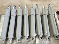 hydraulic cylinder for agriculture machinery