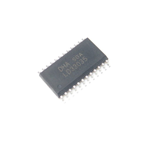MC33035 Brushless DC Motor Controller