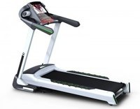 Qstep Treadmill XJJ-KRL5 with 5″ blue screen Single function
