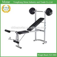 Cheap Price Hot Foldable Multifunctional Weight Bench