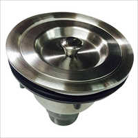 SS Full Thread Waste Coupling