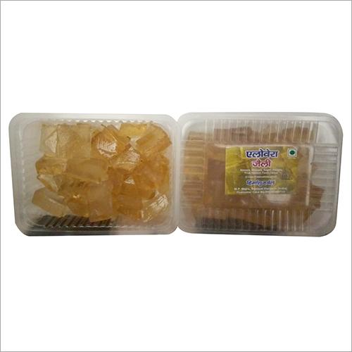 Aloe Vera Flavour Jelly