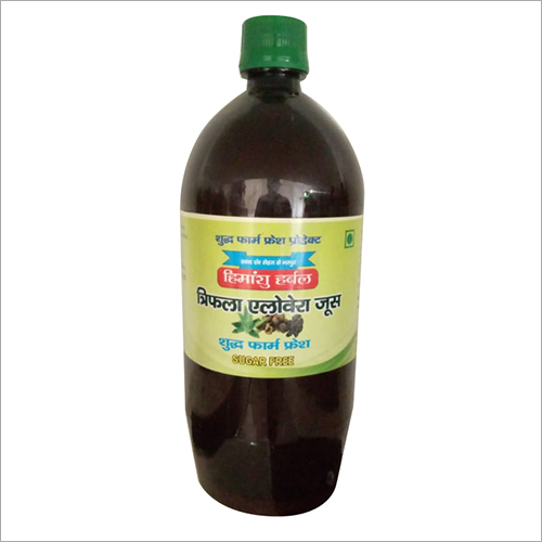Triphala Aloe Vera Juice