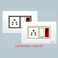 Modular & Conventional Modular Switches