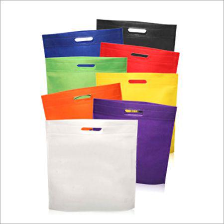 D-Cut Non-Woven Bags