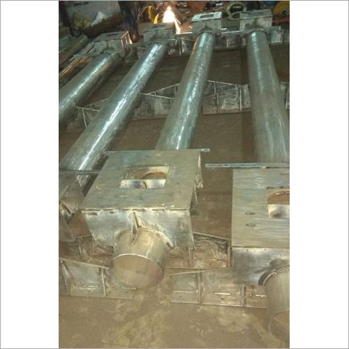 Tourqe Tube Motor Frame