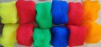 Plastic Sponge Loofah