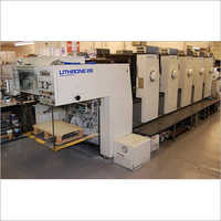 Komori Lithrone L526 (5 Color Full CPC)
