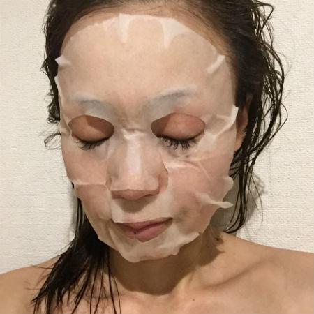 HAS Face Mask, 25ml x 5 pcs - SPA Treatment