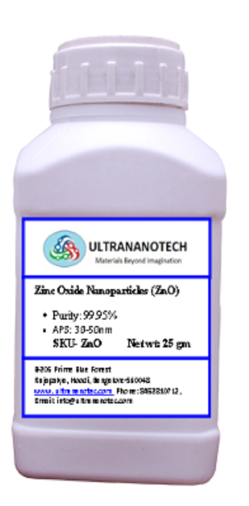 Zinc Oxide Nano