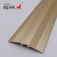 Best Selling Metal Sheet Metal Edge Ceramic Floor Tile