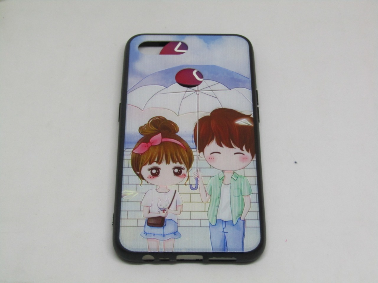 Dotted mobile back cover