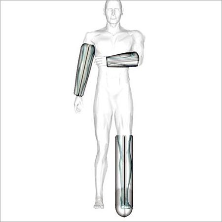 Pneumatic Splint