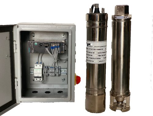 1 Hp Solar Dc Submersible Pump