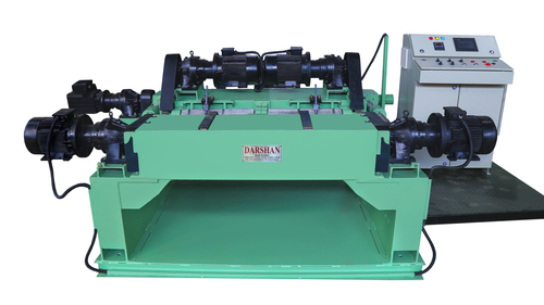 Spindleless Peeling Machine