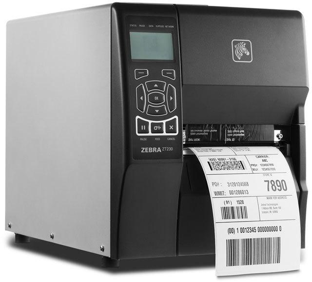 Zebra ZT230 Industrial Printers