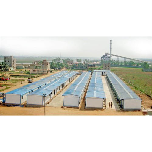 Prefabricated Steel Labor Colony