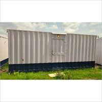 Prefab Steel Bunk House