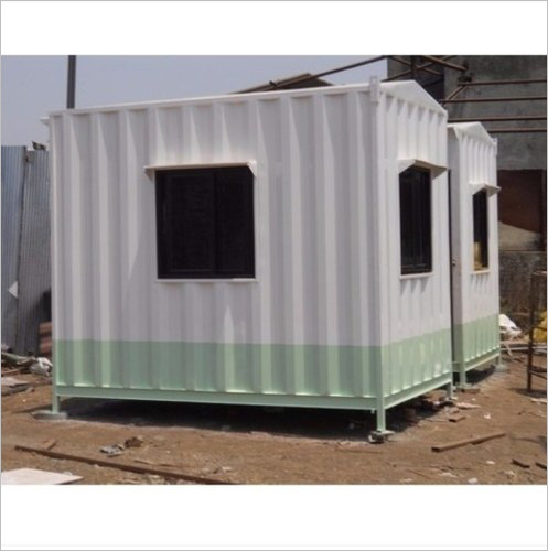 Steel Portable Security Cabins