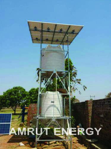 1 HP Solar Water Pumping System