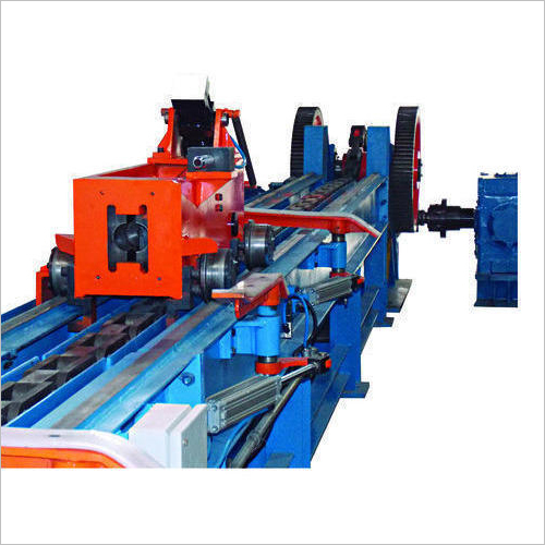 Pipe Draw Bench Machine