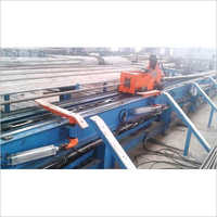 Semi Automatic Draw Bench Machine