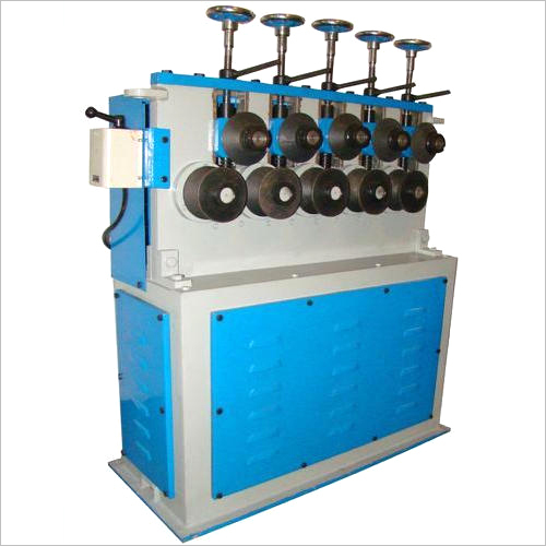 Section Straightening Machines