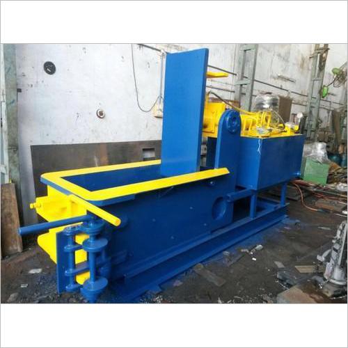 Hydraulic Scrap Baling