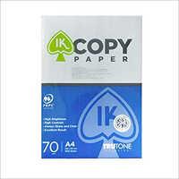 IK BLUE 70 GSM A4 Paper