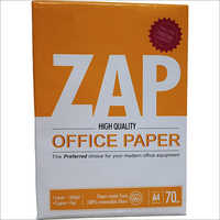 ZAP 70 GSM A4 Office Paper