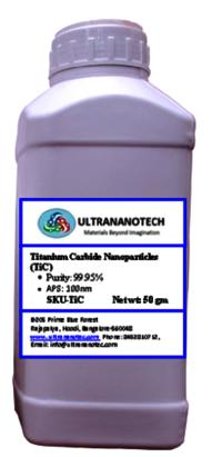 Titanium Carbide Nanopowder (TiC)