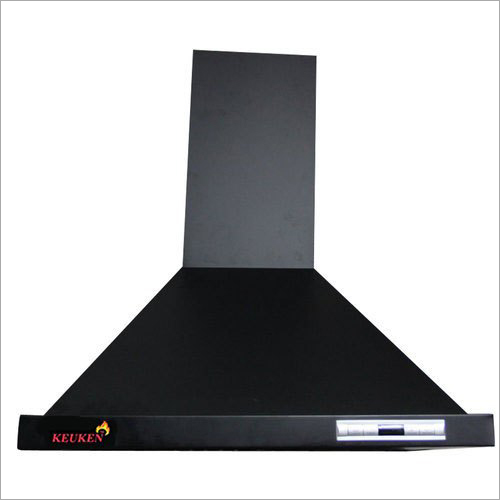 Keuken Black Electric Kitchen Chimney