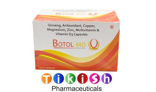 Pharmaceuticals Capsules