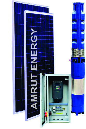 10 HP Solar Water Pumping System