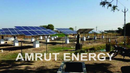 15 HP AC Solar Pump
