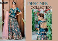 Embroidered Designer Wedding Lehenga