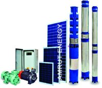 15 HP Solar Submersible Pump