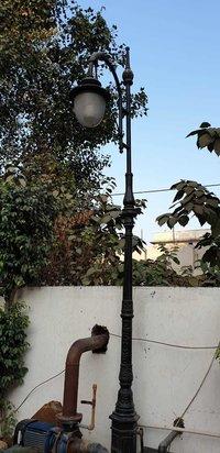 Cast Iron Pole