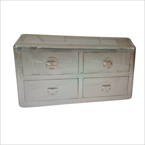 Aviator 4 Drawer Chest Drawer