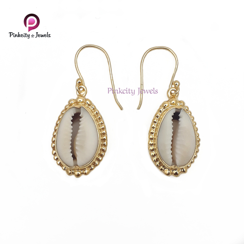 Sea Shell Codi 925 Silver Earring