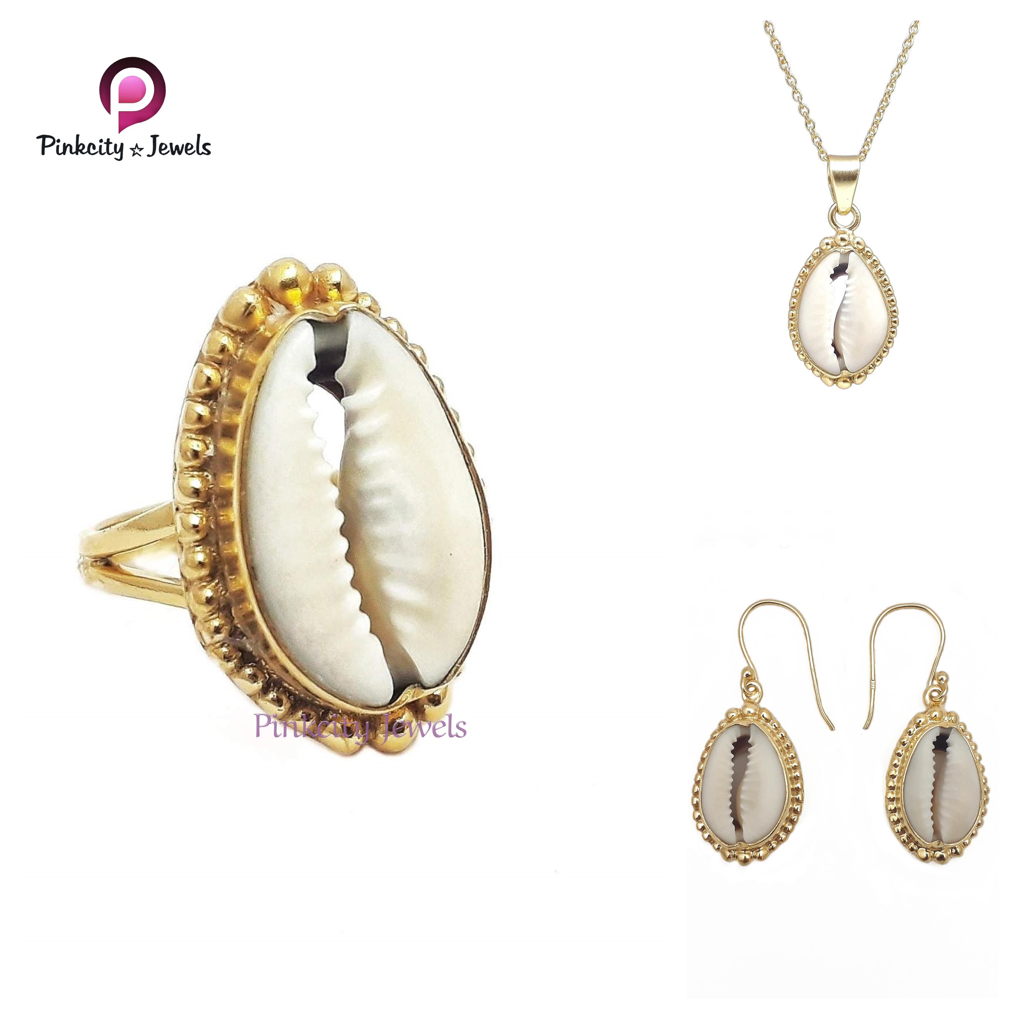 Sea Shell Codi 925 Silver Earring