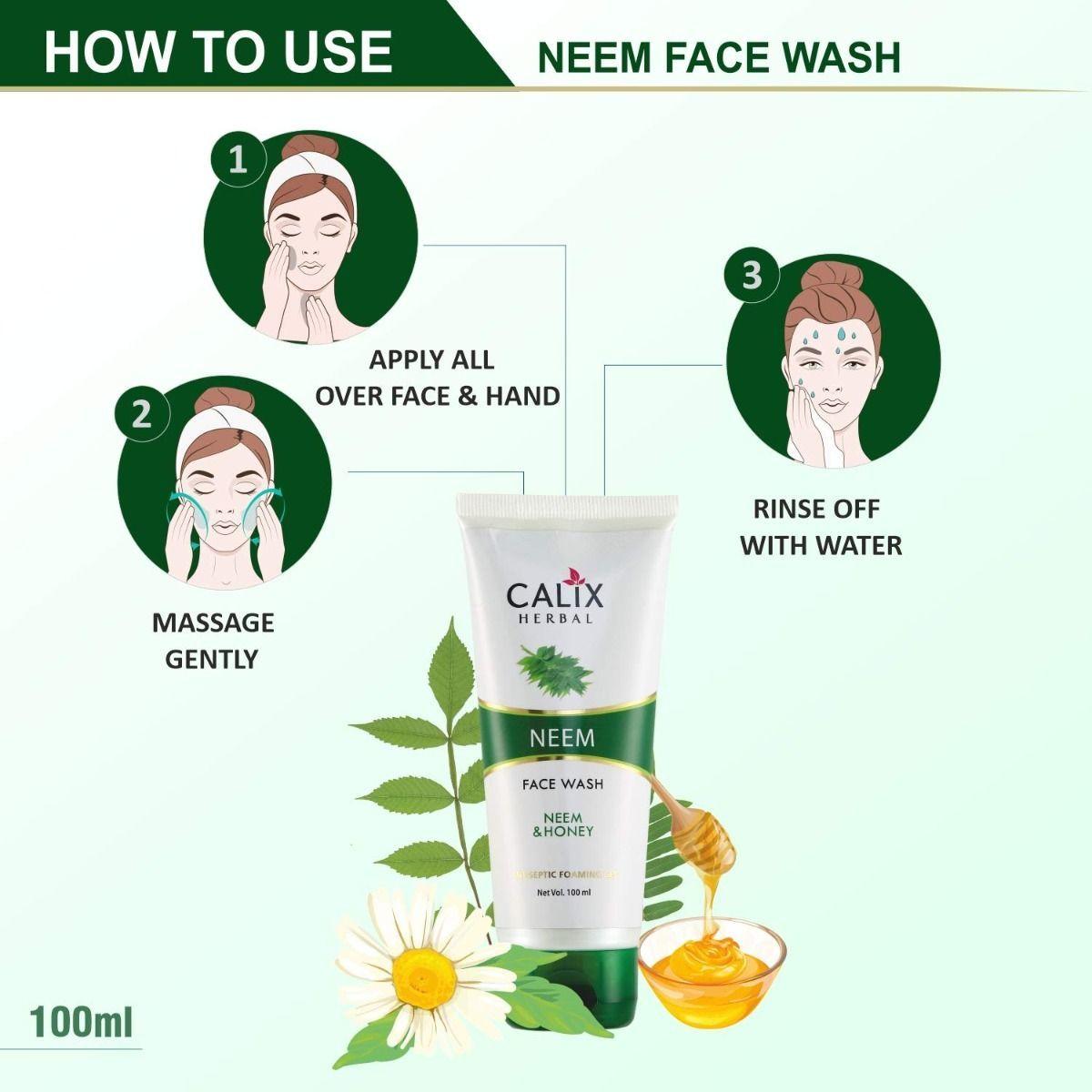 HerbalNeem Face Wash