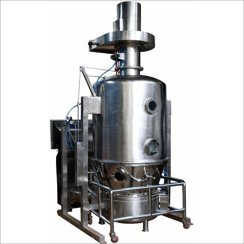 Industrial Fluid Bed Dryer