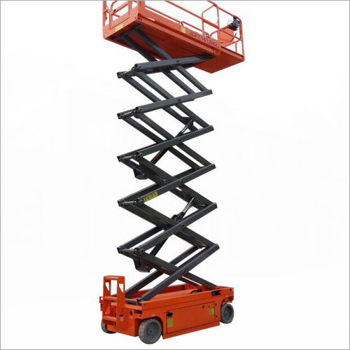 Aerial Scissor Lifts