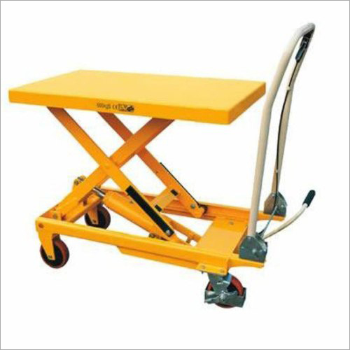 Manual Lift Table