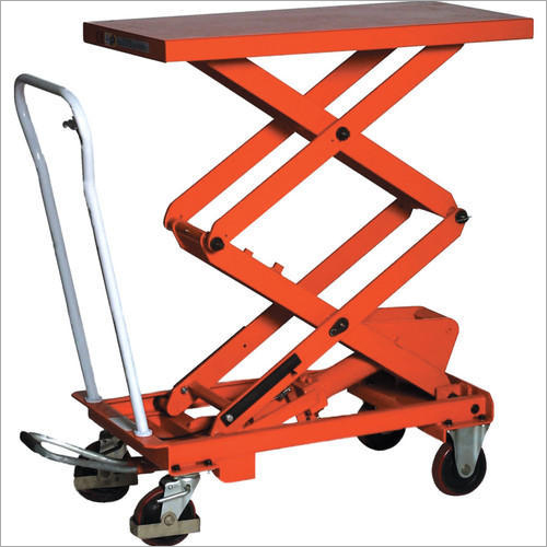 Manual Scissor Table Lift