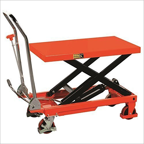 Hydraulic Hand Lift Table