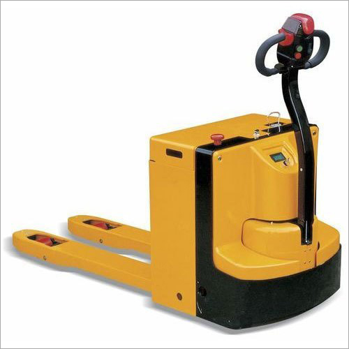 Battery Operated Pallet Stacker