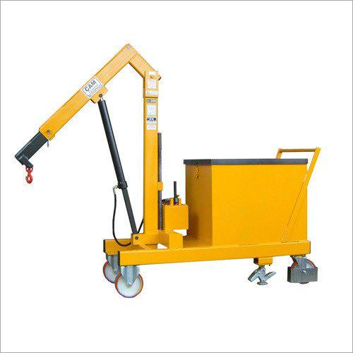 Counterbalance Hydraulic Floor Crane